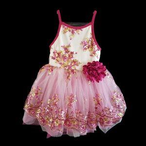 Dance recital ballet pageant tutu dress small